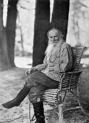 Л.Н. Толстой о трезвости