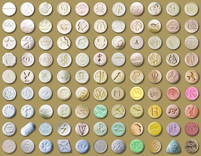 MDMA был впервые синтезирован в Германии в 1912 году, экстази ,эмпати