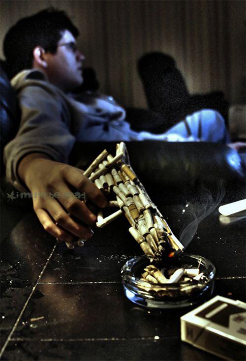 Ежегодно от болезней, связанных с потреблением табака, погибают от 350 тысяч до 500 тысяч россиян: вред табака